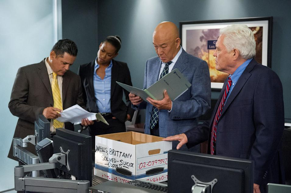 """Major Crimes"" - ""Final Cut"""