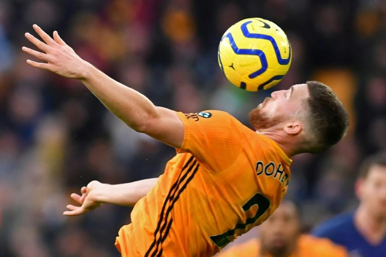 Tottenham sign defender Doherty from Wolves