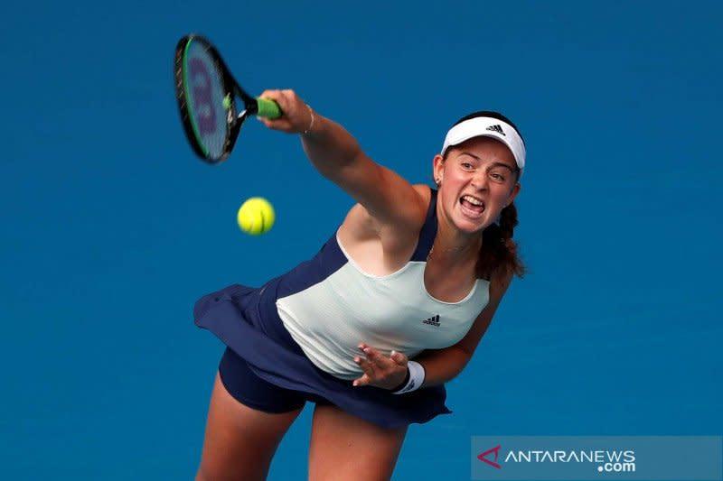 Ostapenko ingin bermain konsisten di French Open 2020