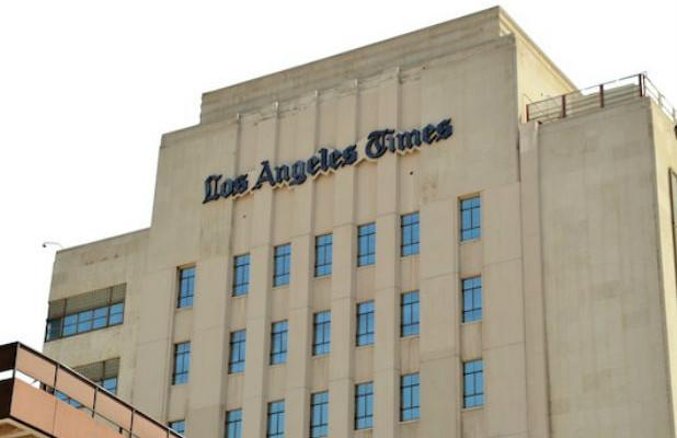 Black LA Times Journalists Demand Change From Leadership: We Are 'Ignored, Marginalized, Under-Valued'