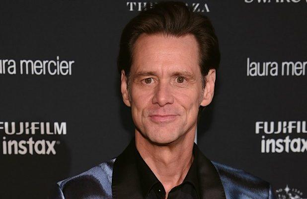 Jim Carrey Summons Darth Maul in Latest Trump-Thumping Artwork