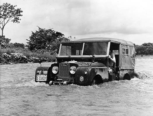 April 30: Land Rover was born on this date in 1948