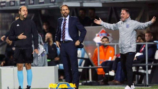 Inggris Vs Wales: Pujian Southgate buat Predator Muda Everton