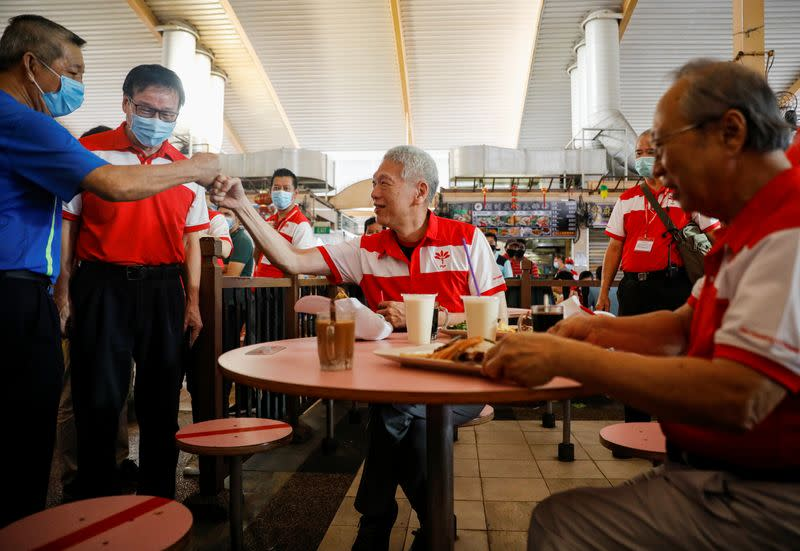 No need for another Lee: Singapore PM's brother won't contest election