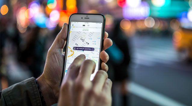 Numerous people have taken to social media to complain about being charged for Uber trips they did not take. Source: AAP
