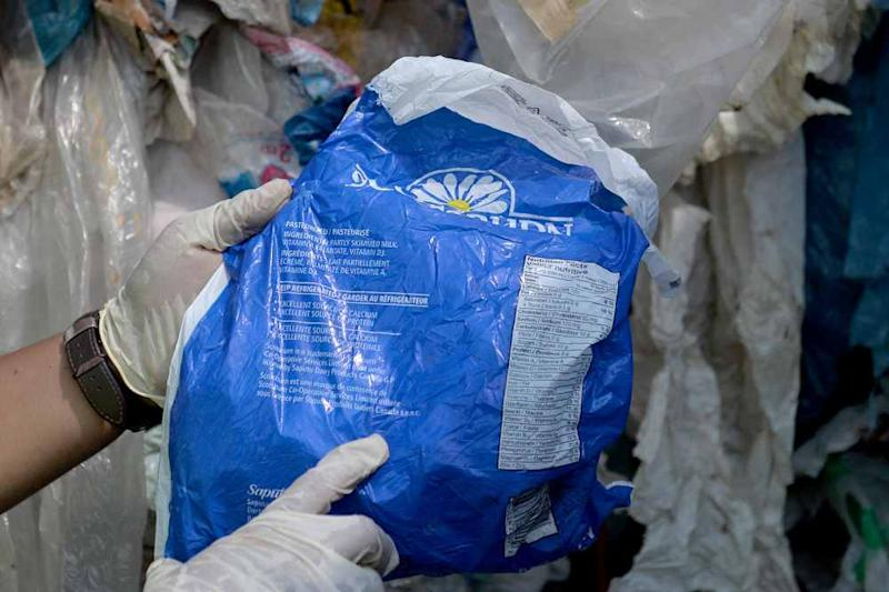Minister ships back 450 metric tonnes of plastic waste