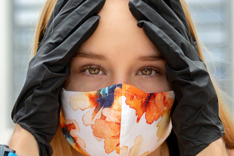 What is Covid Face and what can we do about it? (Getty Images)