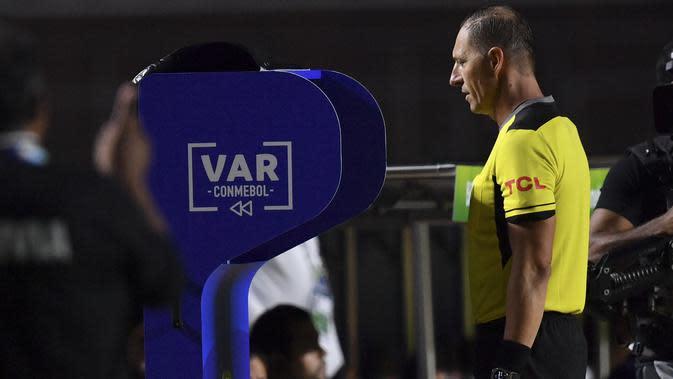 Musim Depan, Serie A Akan Terapkan Sistem VAR Seperti pada Piala Dunia 2018