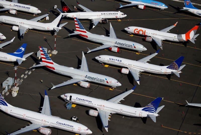 Eksklusif: Boeing berencana memulai kembali produksi 737 MAX pada Mei - sumber