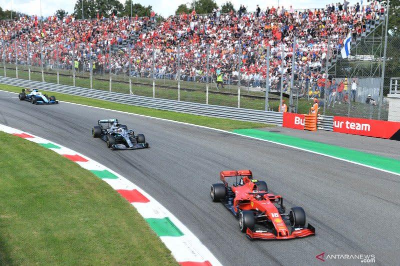 Grand Prix Italia di Monza digelar tanpa penonton