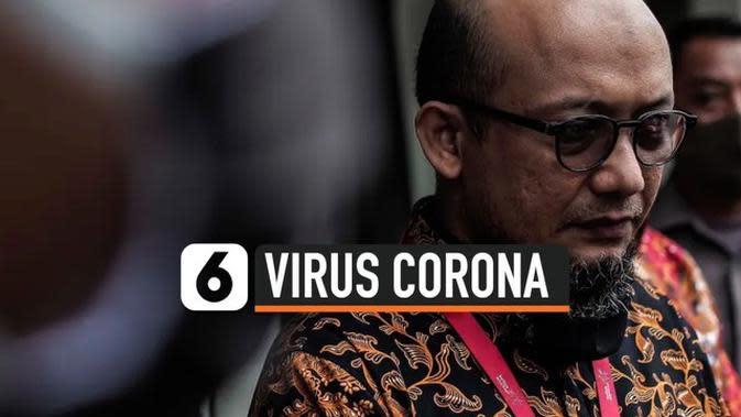 VIDEO: Penyidik Seior KPK Novel Baswedan Positif Covid-19