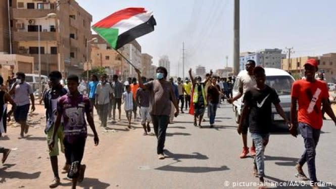 Sudan Cabut Larangan Pindah Agama dan Hapus Sebutan 'Negara Islam'