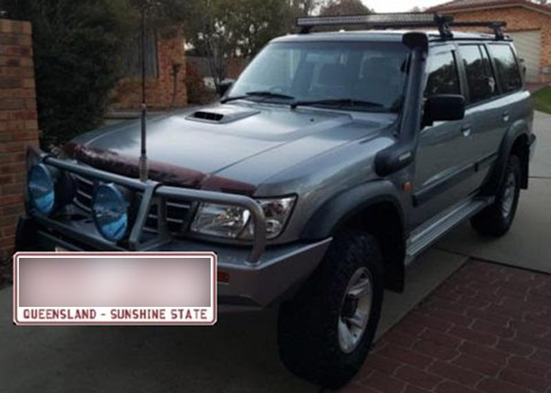 Police Search For Children Who Drove 4WD From Queensland To NSW