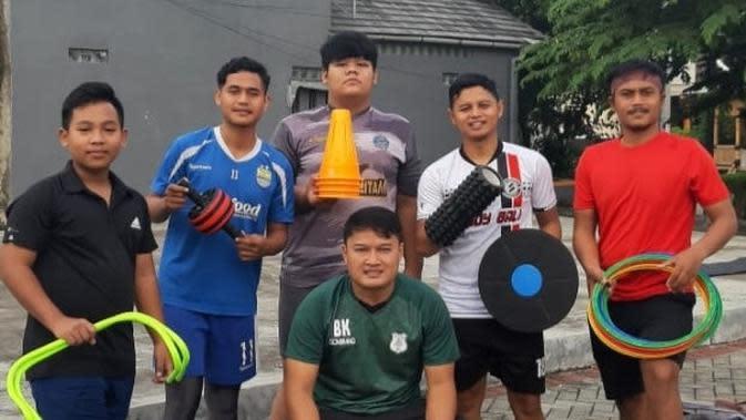 Pelatih Fisik Persis Bikin Program Mulia Selama Ramadhan di Kampung Halaman