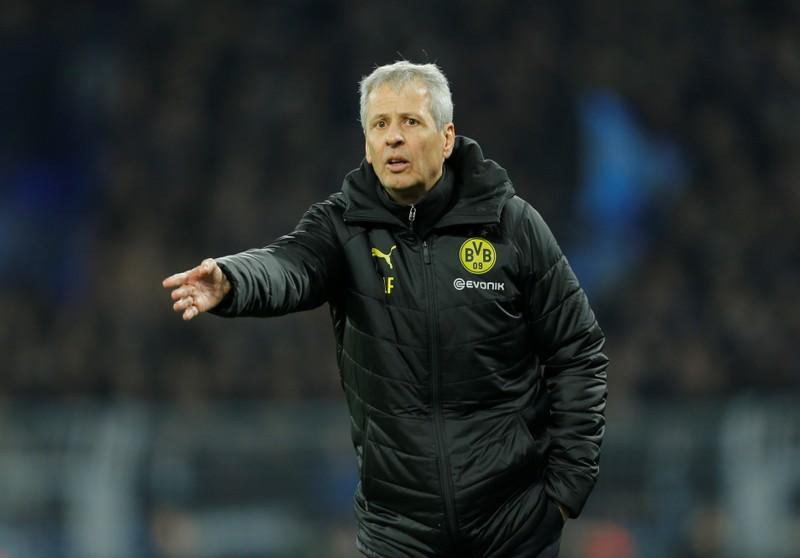Bundesliga - Borussia Dortmund v SC Paderborn