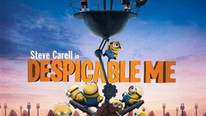 Despicable Me ialah film 3D animasi-komedi rilis tahun 2010