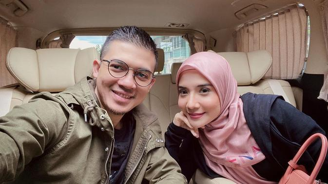 Irwansyah dan Zaskia Sungkar (Sumber: Instagram/irwansyah_15)