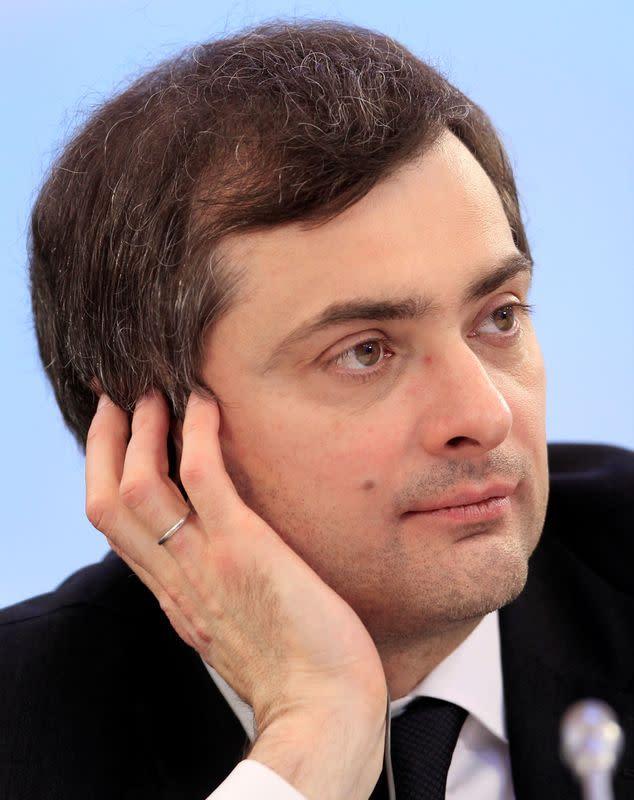 Putin sacks prominent Kremlin ideologue, Ukraine hardliner