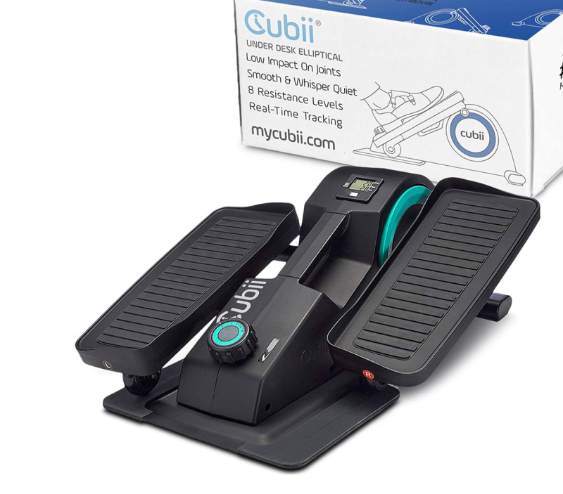 Cubii Jr. Seated Under-Desk Elliptical Trainer