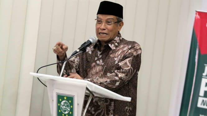 NU: Indonesia Tak Perlu Membebek Amerika Bangun Demokrasi