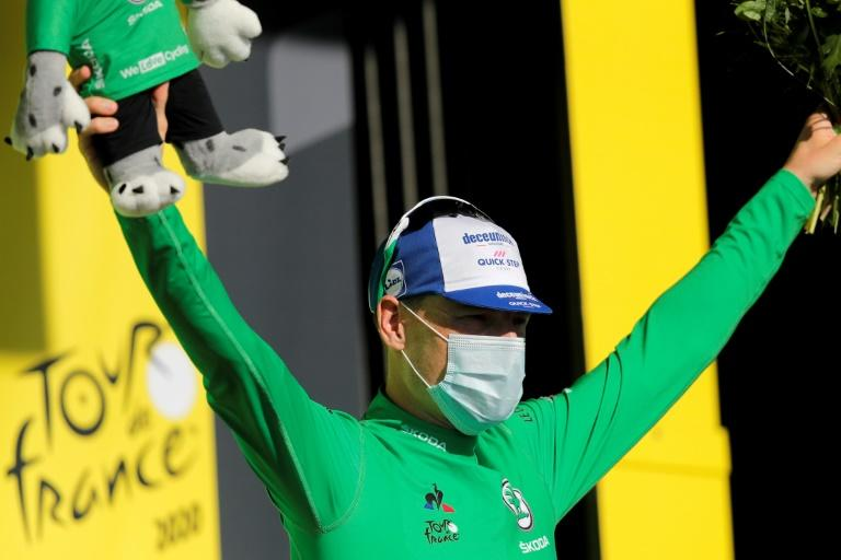 Ireland's Sam Bennett in the green as Tour de France survives Covid test