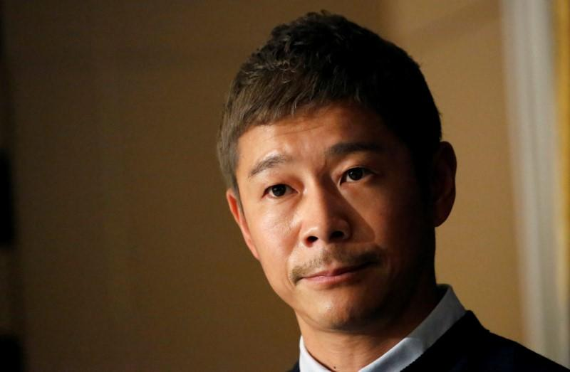 Fly me to the moon: Japanese billionaire Maezawa seeks girlfriend for SpaceX voyage