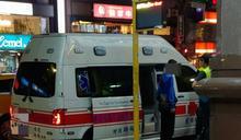 藍衣男等無公車竟叫救護車代步 消防局:最高罰1萬5千元