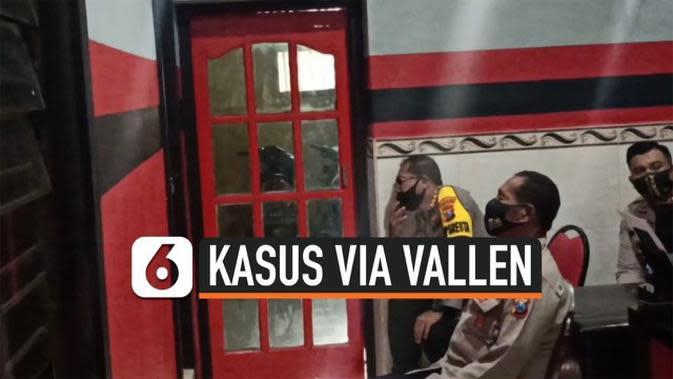 VIDRO: Pembakar Mobil Mengaku Fans Via Vallen