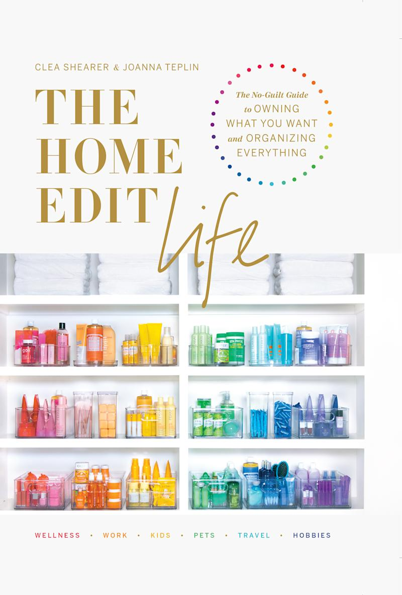 The Home Edit Life by Clea Shearer & Joanna Teplin. Image via Indigo.