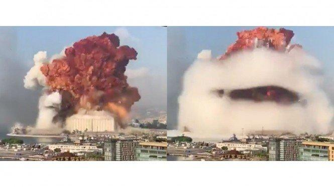 Terungkap, Penyebab Ledakan Besar di Beirut Lebanon