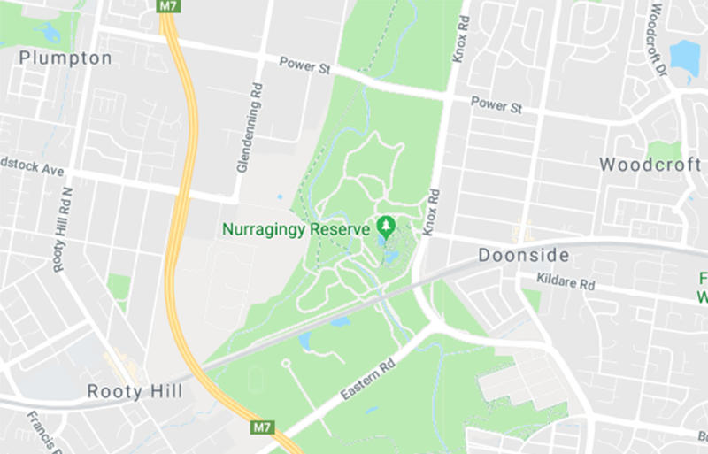 Cyclists and pedestrians have been warned to be cautious at the Western Sydney Parklands. Source: Blacktown Police Area Command