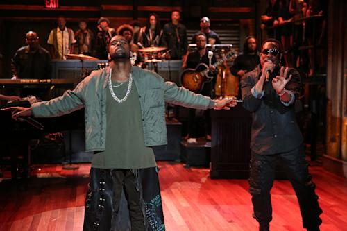 Kanye West Finally Disses Ray J, It Was 'Bound 2′ Happen