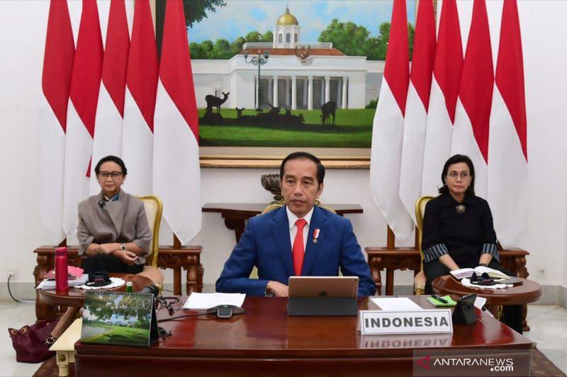 Kemarin, Presiden Jokowi ajak G20 perangi Corona hingga siapkan BLT