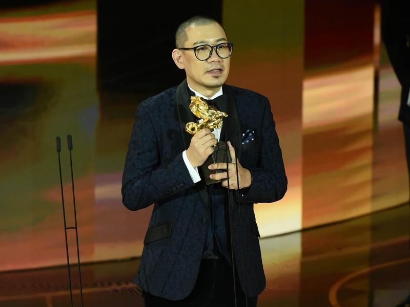 大馬張吉安奪新導演獎 曾被唱衰片子沒人看得懂