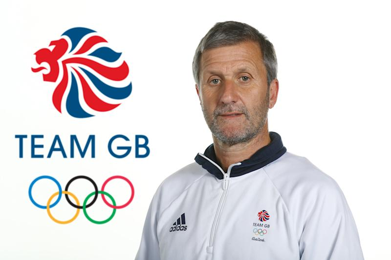Dr. Richard Freeman ahead of the 2016 Rio Olympics