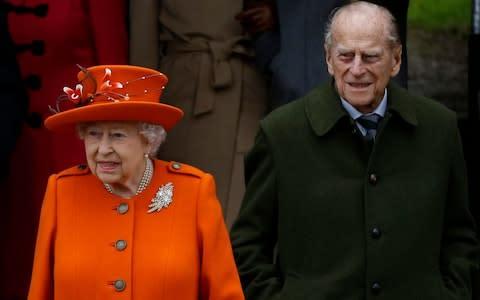 Queen and the Duke of Edinburgh - Credit: Alastair Grant/AP