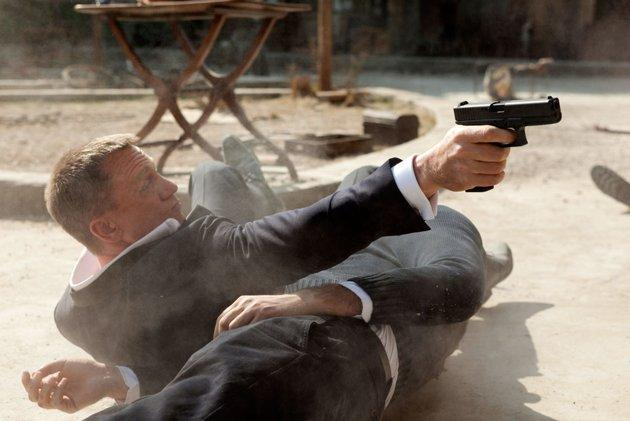 'Skyfall' Seven Film Facts