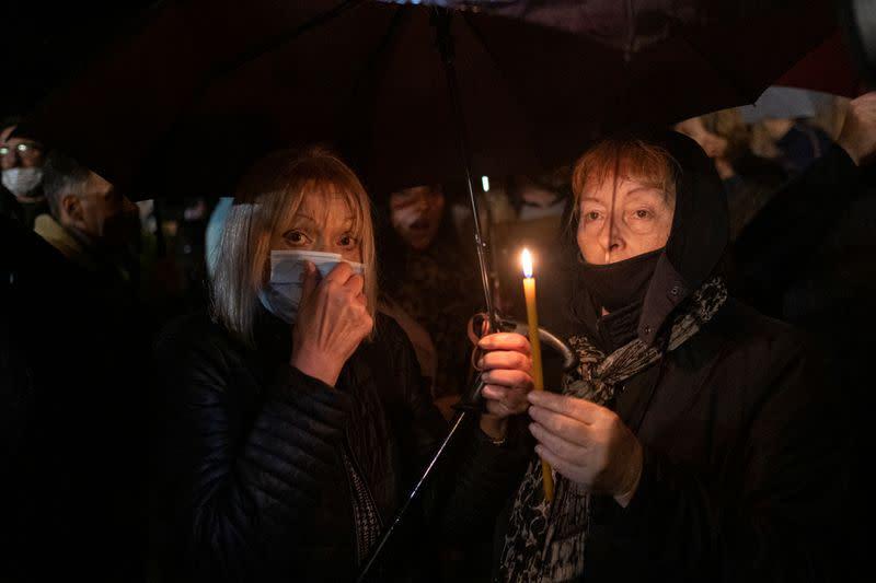 Serbs mark 1,000 days from killing of moderate Kosovo Serb politician