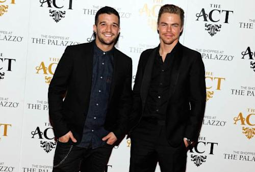 Mark Ballas, Derek Hough -- Getty Images