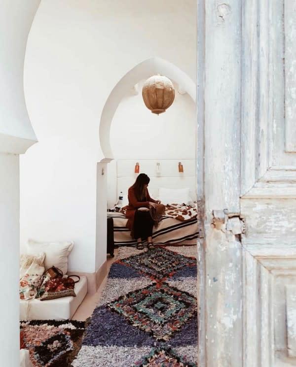 7 Ide Sulap Kamar Jadi Bernuansa Maroko, Berasa Liburan Setiap Hari
