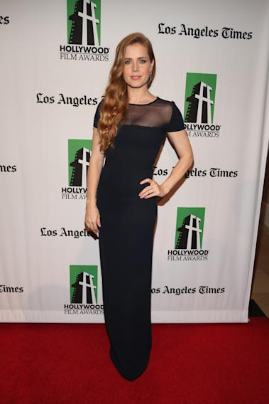 16th Annual Hollywood Film Awards Gala Presented By The Los Angeles Times - Red Carpet
