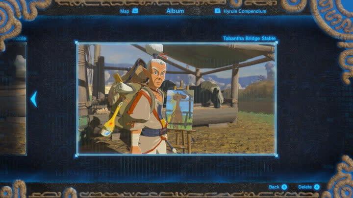 how to take screenshots on nintendo switch zelda