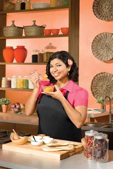 """Food Network Star"" Season 6: Aarti Sequeira"