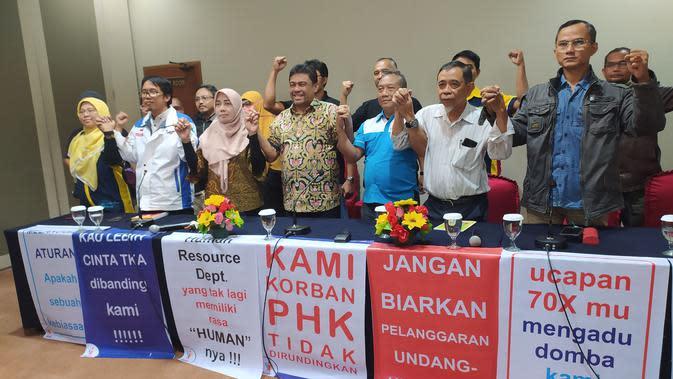 KSPI Bantah Said Iqbal Dapat Tawaran Jadi Wakil Menteri