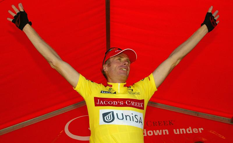 Nine years after the Mount Buller Tour, Pat Jonker brought the curtain down on his professional career with overall victory in 2004 Tour Down Under.