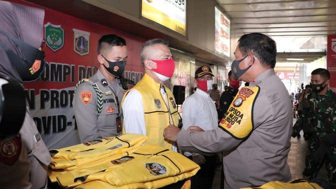 Polda Metro Jaya Buka Pengaduan Pelanggaran PSBB Jakarta