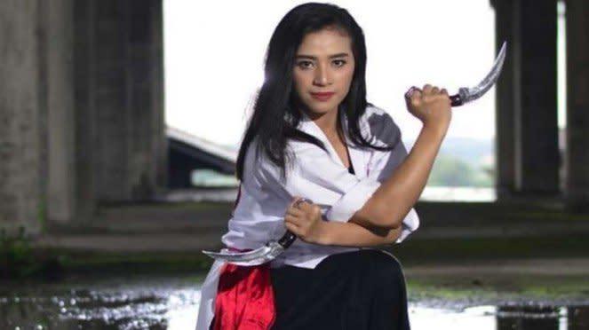 Pesilat wanita Indonesia, Chintya Candranaya