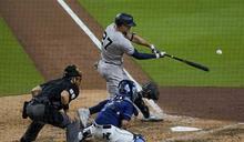 MLB》賈吉、史坦頓開轟 洋基9比3勝光芒
