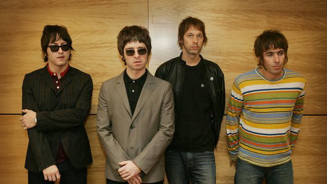 Lirik Lagu Sunday Morning Call - Oasis