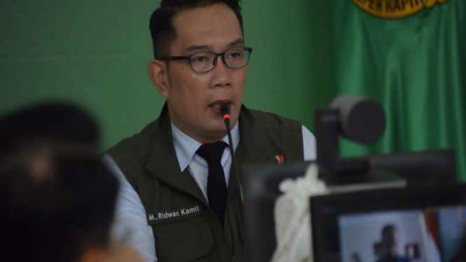 Ridwan Kamil Sebut Cuma 17 Tentara Secapa Positif Corona yang Dirawat